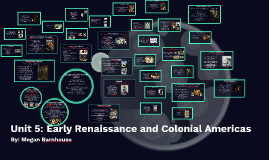 Unit 5: Early Renaissance and Colonial Americas