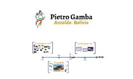 Pietro Gamba Presentazione Italia 2015