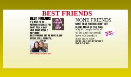 BEST FRIENDS!!!!!