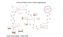 Copy of Current Food Trend- Native Ingredients