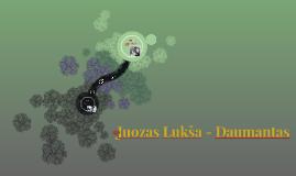 Copy of Juozas Lukša - Daumantas