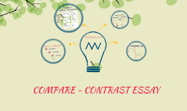 Copy of Compare - Contrast essay