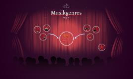 Copy of Musikgenres åk6