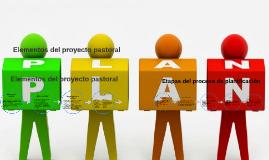 Planificación Pastor