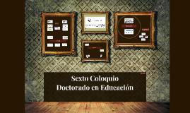 Copy of Sexto Coloquio