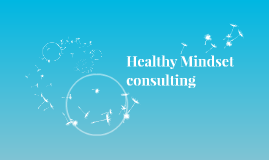 Healthy Mindset consulting