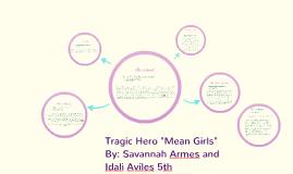 "Tragic Hero ""Mean Girls"""