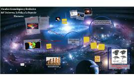 Copy of Cuadro Cronologico y Evolutivo del Universo, la Vida y la Es