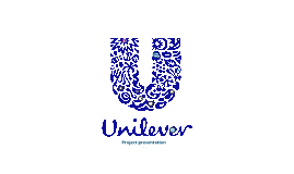 Copy of Copy of Unilever presentation