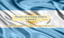 Deuda Externa Argentina Moreno - Ridriguez