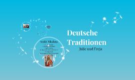 Deutsche Traditionen By Freja Paulsen On Prezi