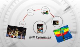will kenenisa
