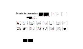 Music in America-2