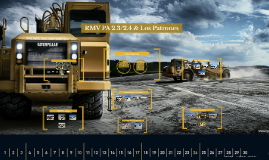 RMV PA 2.3/2.4 & LOS PATRONES