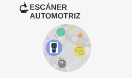 ESCANER AUTOMOTRIZ