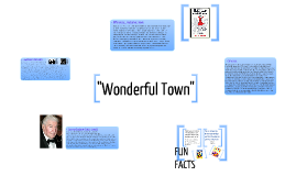 "Copy of ""Wonderful Town"""