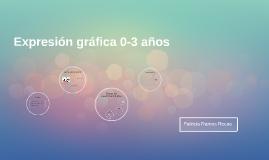 Desarrollo expresión gráfica 0-3 años
