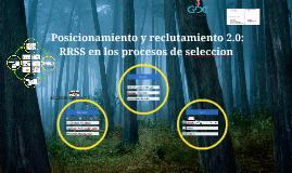 GDC Posicionamiento y selección en redes sociales