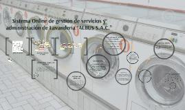 Sistema de gestión de servicios y administración de Lavander
