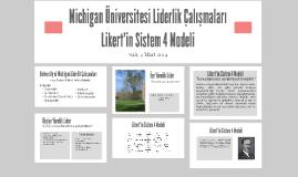 Michigan Üniversitesi Liderlik Çalı