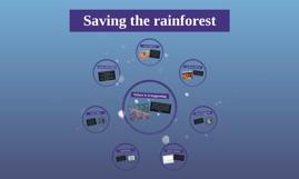 Saving the rainforest Lp
