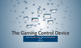 Copy of The Gaming Control Device