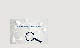 - Introducción al Sistema Educativo Israelí- Cohen