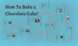 How To Bake a Chocolate Cake!