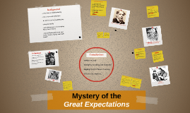 Mystery of the Great Expectations