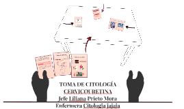 TOMA DE CITOLOGÍA