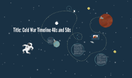 US Cold War 40s and 50s 3/12