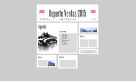 Reporte Anual Ventas 2016