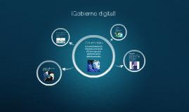 Gobierno digital!
