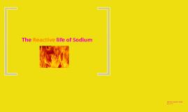 Sodium- my element