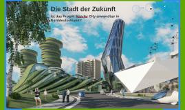 Masdar City - anwendbar in Deutschland?
