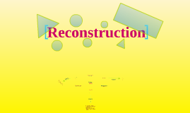 Reconstruction: 3.3