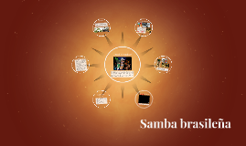 Samba brasileña