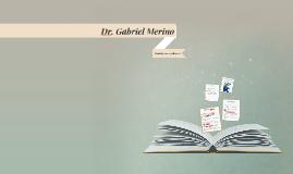 Dr. Gabriel Merino