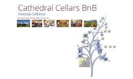 Cathedral Cellars Bed n Breakfast