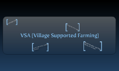 NGO project: Village Supported Farming