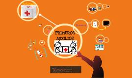 Copy of Primeros auxilios
