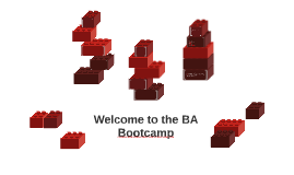 Welcome to the BA Bootcamp