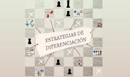 ESTRATEGIAS DE DIFERENCIACIÓ