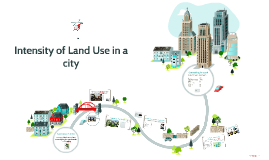 Intersity of Land Use in a city