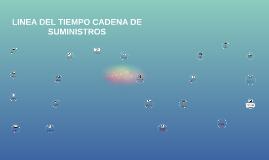 Copy of LINEA DEL TIEMPO CADENA DE SUMINISTROS