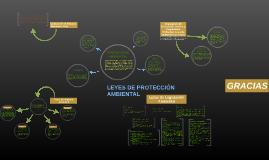 LEYES DE PROTECCIÓN AMBIENTAL