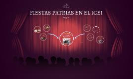 FIESTAS PATRIAS EN EL ICEI