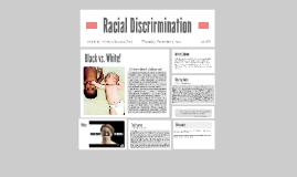 Racial Discrirmination