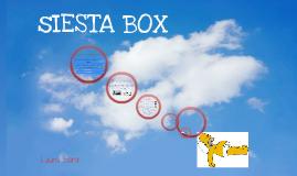 Copy of Siesta Box