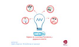 Convenio WeKCo - AJE